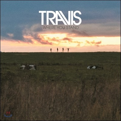 Travis - Where You Stand (Standard Edition)