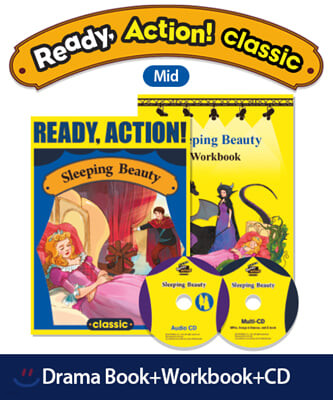 Ready Action Classic (MID) : Sleeping Beauty