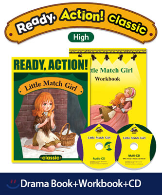 Ready Action Classic (High) : Little Match Girl