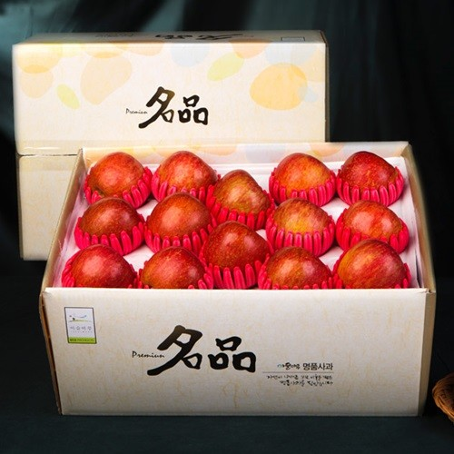 [이슬마루] 경북 사과 선물세트 10kg(28~33과내외)
