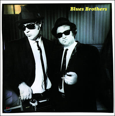 Blues Brothers (블루스 브라더스) - 1집 Briefcase Full Of Blues [LP]