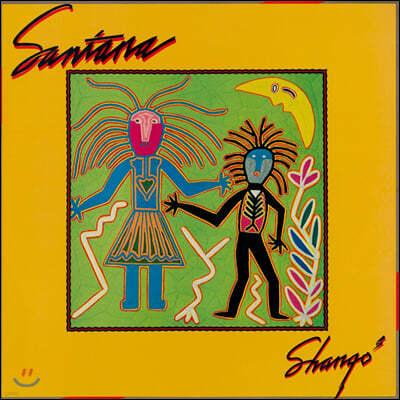 Santana (산타나) - Shango [LP]