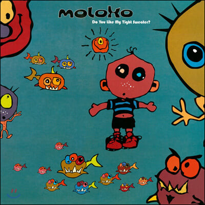 Moloko (몰로코) - 1집 Do You Like My Tight Sweater? [2LP]