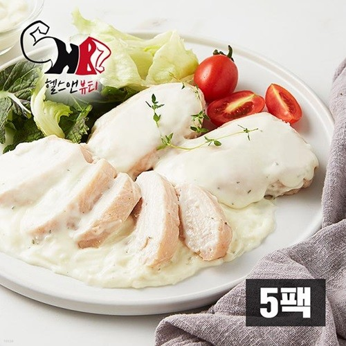 [헬스앤뷰티] 더 부드러운 닭가슴살 스노우크림 ...