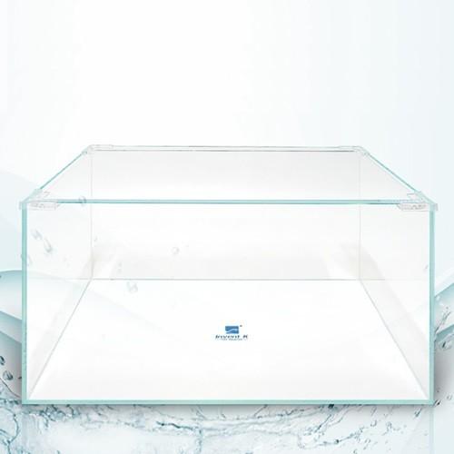 크리스탈 디아망유리 직사각형 어항 60x25x30 두께6mm