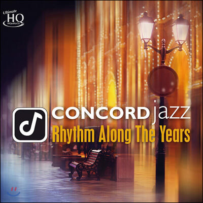 Concord Jazz 레이블 2019 컴필레이션 앨범 (Concord Jazz - Rhythm Along the Years) [UHQCD]