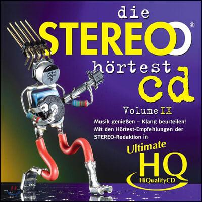 인아쿠스틱 레이블 오디오파일 9집 (Die Stereo Hotest CD, Vol. IX) [UHQCD]