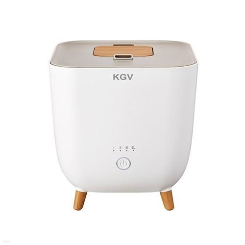 [KGV] 복합식 가습기(YH-913A/초음파+온가습/LED무드등/수면모드)