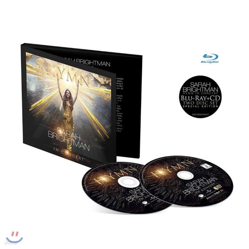 Sarah Brightman (사라 브라이트만) - Hymn [Blu-ray+CD]