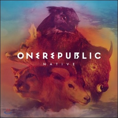 Onerepublic - Native 원 리퍼블릭 3집 [International Deluxe Version]