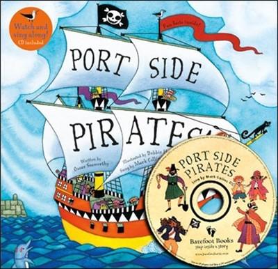 [노부영]Port side Pirates (Paperback & CD Set)