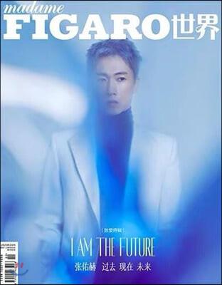 [포스터 미포함] Madame Figaro (월간) : 2020년 2월호 (중국어판) : 장우혁 커버