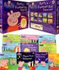 페파피그의 일상 생활 원서 페이퍼백 10권 박스 세트 Peppa Pig Favourite Stories 10 Books Boxed Set