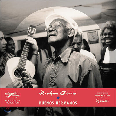 Ibrahim Ferrer (이브라힘 페레르) - 2집 Buenos Hermanos (Special Edition) [2LP]