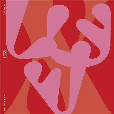 몬스타엑스 (Monsta X) - All About Luv (Casemade Book Edition)(CD)