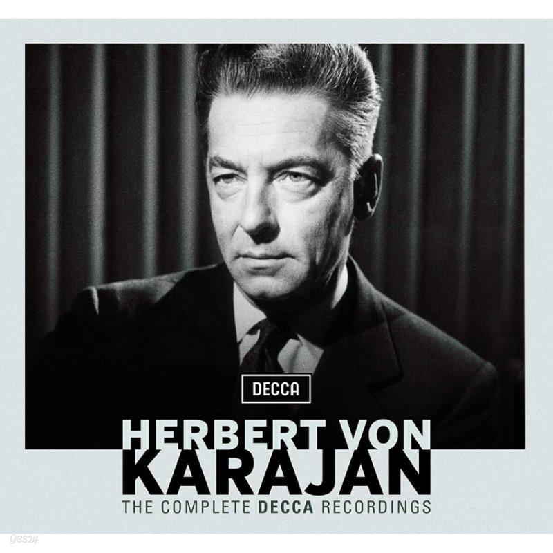 Herbert von Karajan 카라얀 데카 레이블 녹음 전집 (Complete Decca Recordings)
