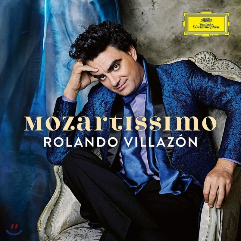 Rolando Villazon 롤란도 비야손 모차르트 아리아 베스트 음반 (Mozartissimo)