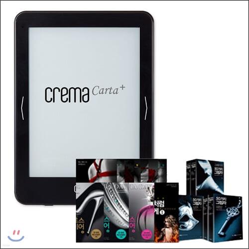 예스24 크레마 카르타 플러스 (crema carta+) + [[에디션] 로맨스가 필요해 (전26권)] eBook 세트