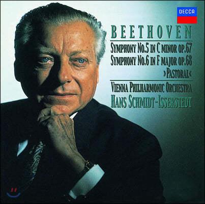 Hans Schmidt-Isserstedt 베토벤: 교향곡 5, 6번 (Beethoven: Symphonies Op. 67, 68)