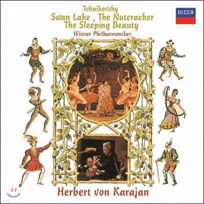 Herbert von Karajan 차이코프스키: 발레 모음곡 (Tchaikovsky: Ballet Suites)