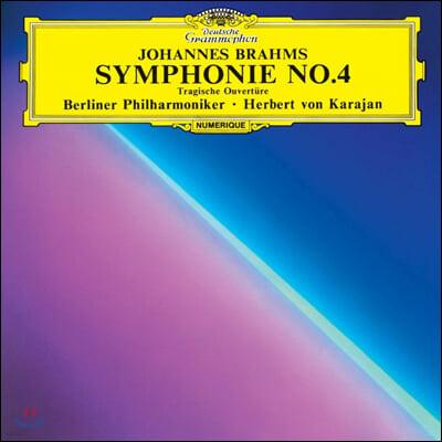 Herbert von Karajan 브람스: 교향곡 4번, 비극적 서곡 (Brahms: Symphony Op. 98, Tragische Ouverture)