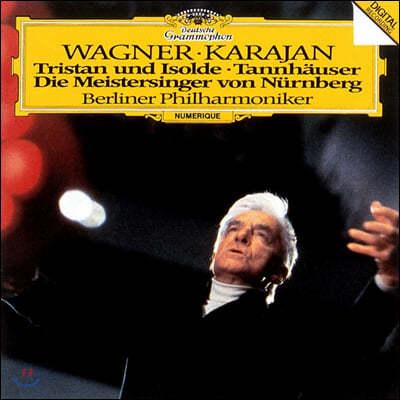 Herbert von Karajan 바그너: 관현악 작품집 (Wagner: Orchestral Works)