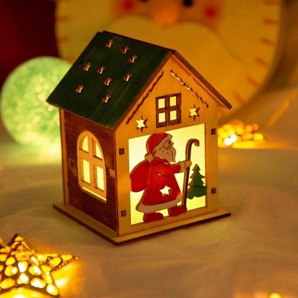 크리스마스 조명 무드등 만들기