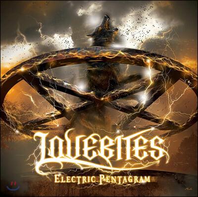 Lovebites (러브바이츠) - 3집 Electric Pentagram