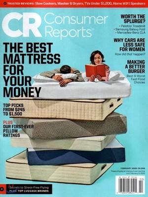 Consumer Reports (월간) : 2020년 02월