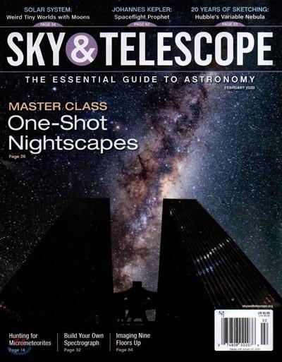 Sky & Telescope (월간) : 2020년 02월