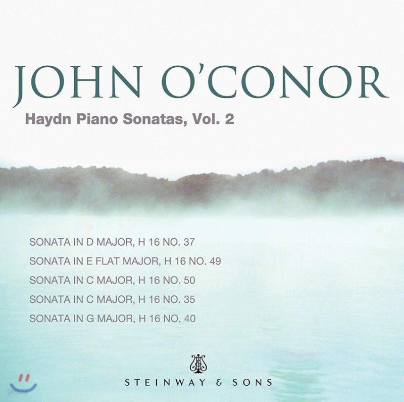 John O'Conor 하이든: 피아노 소나타 2집 - 48, 50, 54, 59, 60번 (Haydn: Piano Sonatas, Vol. 2)