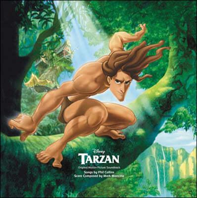 타잔 애니메이션 음악 (Tarzan OST) [픽쳐 디스크 LP]