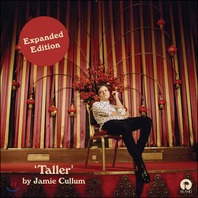 Jamie Cullum (제이미 컬럼) - 8집 Taller (Expanded Edition)