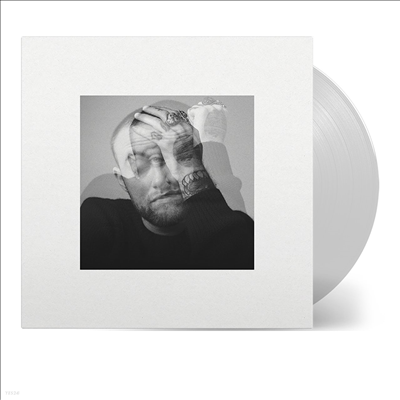 Mac Miller - Circles (12-panel poster-folder)(Clear 2LP)