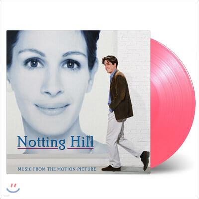 노팅 힐 영화음악 (Notting Hill OST by Trevor Jones) [발렌타인 에디션] [투명 핑크 컬러 LP]