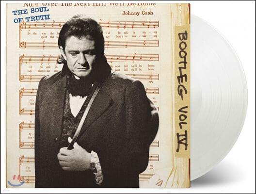 Johnny Cash (조니 캐시) - The Soul Of Truth: 조니 캐시의 인기 가스펠 모음집 [투명 컬러 3LP]