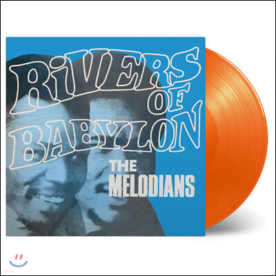 The Melodians (멜로디언) - Rivers Of Babylon [오렌지 컬러 LP]