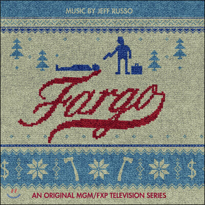 파고 시즌 1 드라마 음악 (Fargo OST by Jeff Russo 제프 루소) [LP]