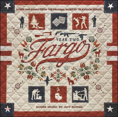파고 시즌 2 드라마 음악 (Fargo Season 2 OST by Jeff Russo 제프 루소) [3LP]