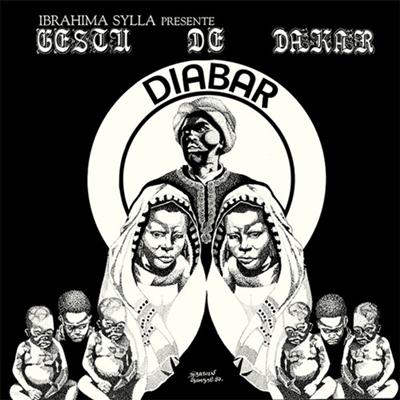 Gestu De Dakar - Diabar (Remastered)(LP)