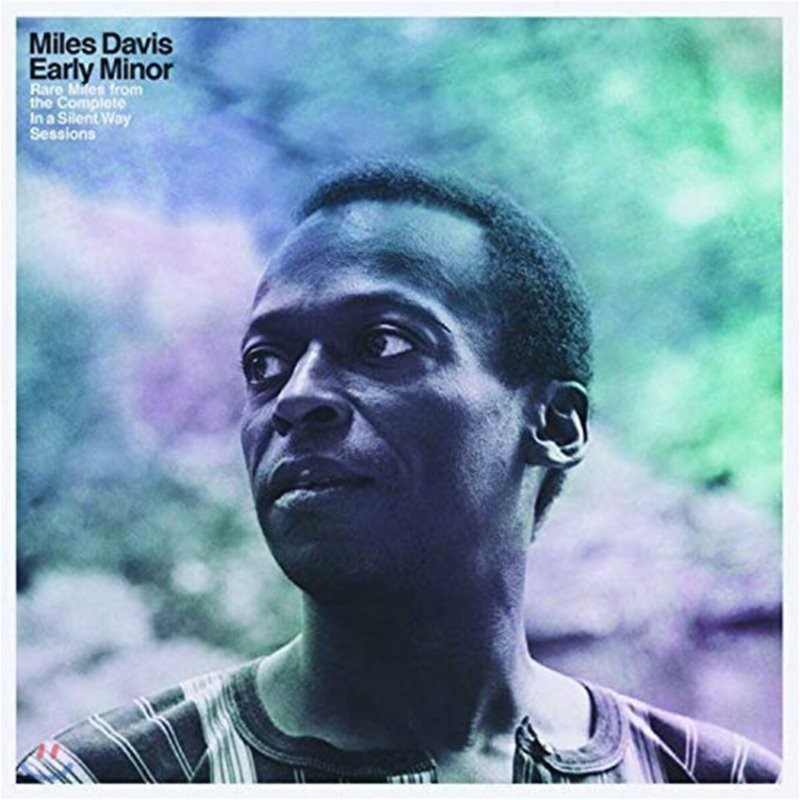 Miles Davis (마일즈 데이비스) - Early Minor (Rare Miles From The Complete In A Silent Way Sessions) [LP]