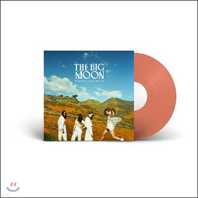 The Big Moon (빅 문) - 2집 Walking Like We Do [오렌지 컬러 LP]