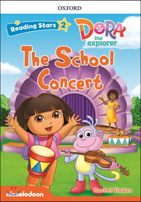 Dora the Explorer : The School Concert