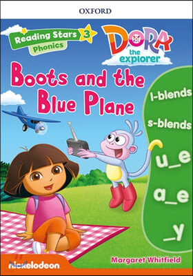 Dora the Explorer : Boots and the Blue Plane