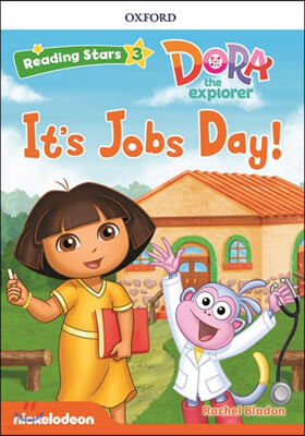 Dora the Explorer : It's Jobs Day!