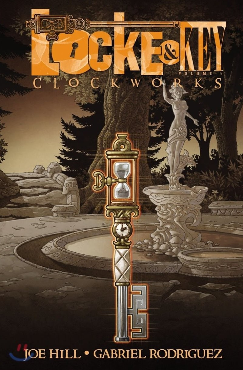 Locke & Key, Vol. 5