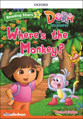Dora the Explorer : Where's the Monkey?