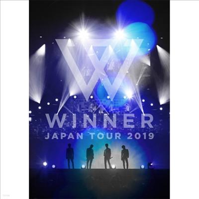 위너 (WINNER) - Japan Tour 2019 (3Blu-ray+2CD) (초회생산한정반)(Blu-ray)(2020)
