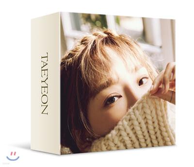 태연 (Taeyeon) 2집 리패키지 - Purpose [스마트 뮤직 앨범(키트 앨범)]