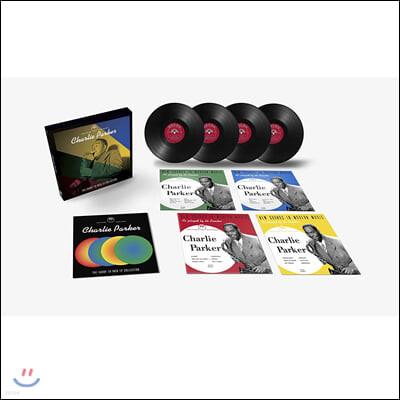 Charlie Parker (찰리 파커) - The Savoy 10-inch LP Collection [10인치 4 Vinyl 박스 세트]